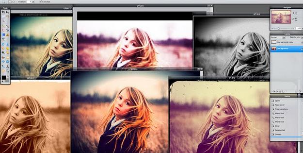 фото редактировать онлайн с эффектами